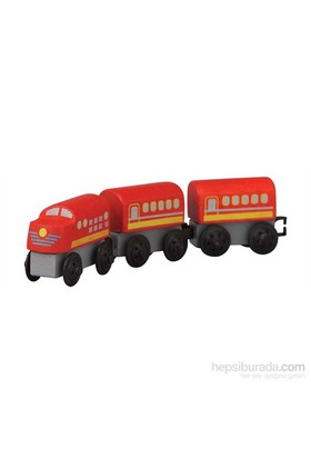 Plantoys Yerel Tren (Locak Train)