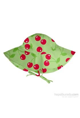 iplay 50 Faktör Korumalı, Brim Şapka / Lime Cherry