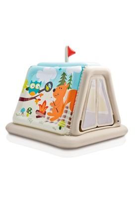 İntex Hayvan Desenli Şişme Oyun Çadırı 127X112x116cm
