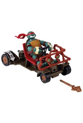 Ninja Kaplumbağalar Birleşen Araçlar Raphael Patrol Buggy