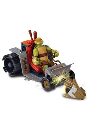Ninja Kaplumbağalar Birleşen Araçlar Michelangelo Patrol Buggy