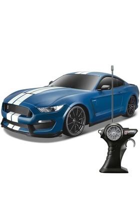 Maisto Ford Shelby Gt 350 1:14 Uzaktan Kumandalı Araba Lacivert