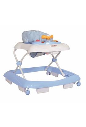 Baby Max Racer Walker Yürüteç Mavi