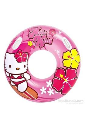 Hello Kitty Can Simidi - İntex 58269 Hello Kitty Simit