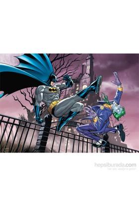 Warner Bros Batman - Puzzle (Yapboz) 50 Parça
