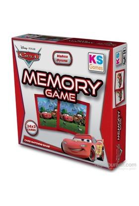 Disney Cars Hafıza Oyunu