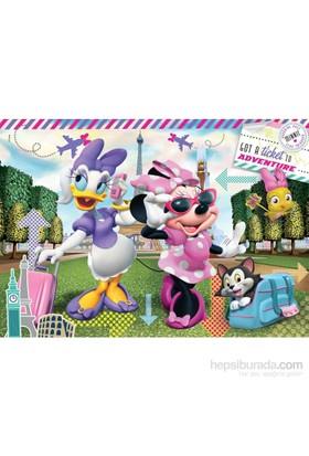 Clementoni 20701 Minnie App Çocuk Puzzle (104 Parça)