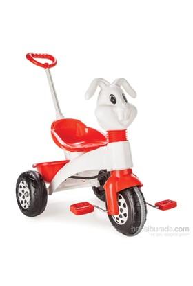 Pilsan Kontrollü Bunny Bisiklet Kırmızı