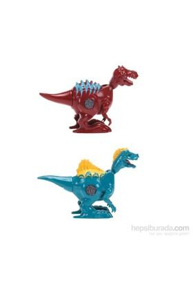 Jurassic World Brawlasaur İkili Figür