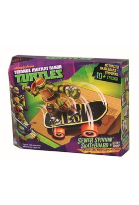 Ninja Turtles Araçlar