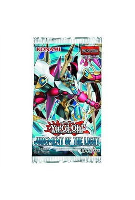 Yu-Gi-Oh! Tcg Judgement Of Light Booster