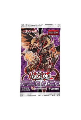Yugioh! Dimension Of Chaos Booster