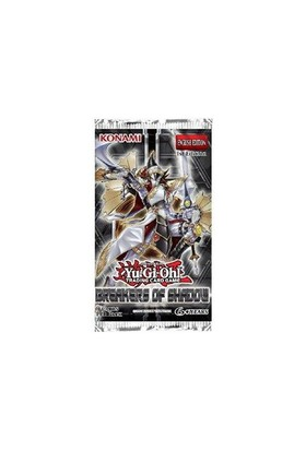 Yugioh! Trading Breakers Of Shadow Booster