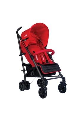 Casual Next Baston Bebek Arabası - Kırmızı