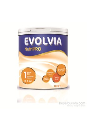 Evolvia NutriPRO 1 Bebek Sütü 400 gr