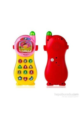 Can Toys Neşeli Telefon
