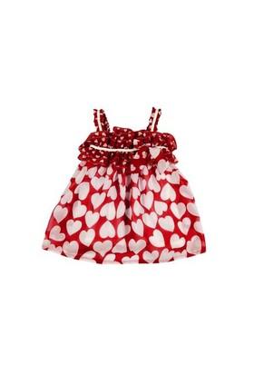 Zeyland Kız Çocuk Kirmizi Elbise K-31Z462sju34