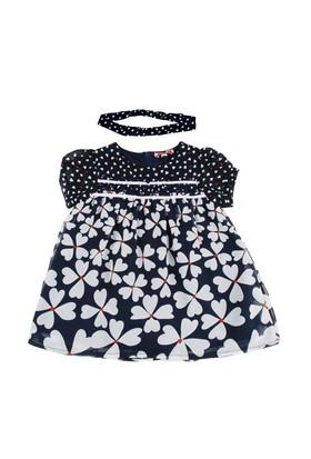 Zeyland Kız Çocuk Lacivert Elbise K-31Z462sju35