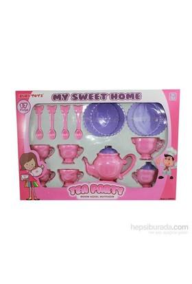 Zuzu Toys 4041 Benim Güzel Mutfağım Çay Seti
