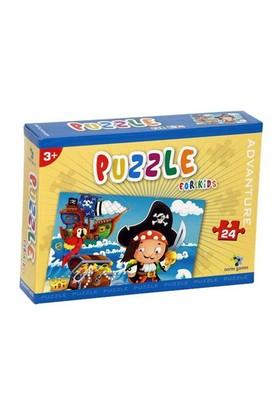 Gizzy Adventure 24 Parça Puzzle