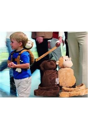 Buffer Çocuk Güvenlik Kemeri 2 İn 1 Kids Safety Strap