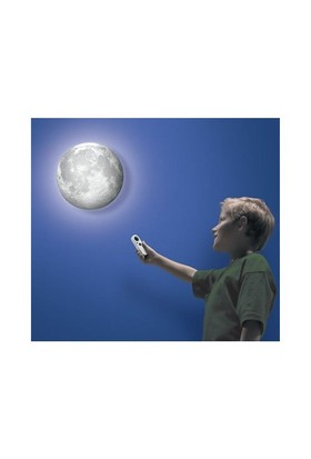 Buffer Odamdaki Ay - Moon İn My Room (Gece Lambası)