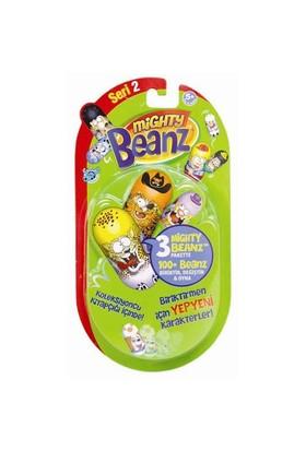 Mighty Beanz 3 Lü Paket Seri 2