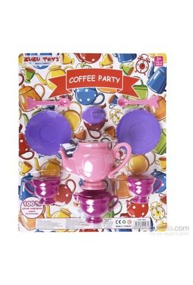Zuzu Toys Mini Kahve Setim (Filede)