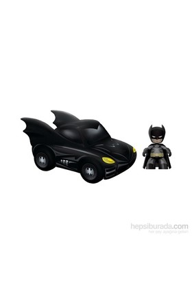 Batmobile With Batman Mez-İtz Batman Ve Batmobile Seti