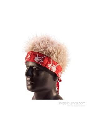 Saçlı Kurukafa Bandana