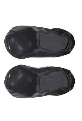 Pandoli Çocuk Pisi Pisi Ayakkabısı Siyah Renk 37 Numara
