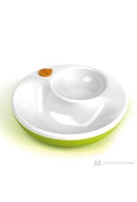 Lansinoh mOmma ısıtıcılı mama tabağı