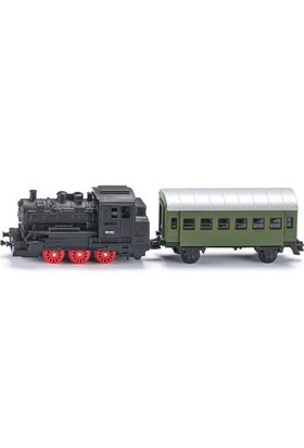 Siku Buharlı Yolcu Vagonlu Tren 1657
