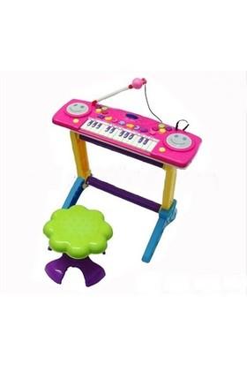 Spot Funny Elektronik Ayaklı Koltuklu Piyano