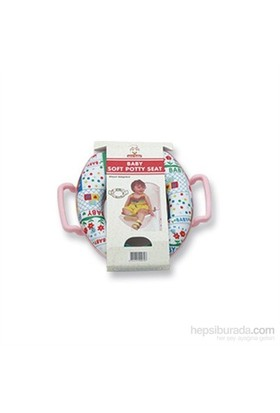 Sevi Bebe Klozet Adaptörü Pembe
