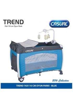 Casual Trend Oyun Parkı / Mavi