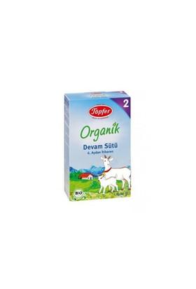 Töpfer 2 Organik Keçi Sütü Devam Bebek Sütü 350 gr