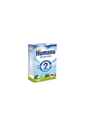 Humana 2 Devam Sütü 600 gr