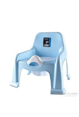 Hiper Lüx Çocuk Tuvaleti (Sandalye Tip) / Mavi
