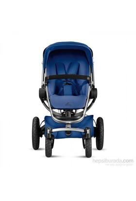 Quinny Buzz Xtra 4 Bebek Arabası / Blue Base