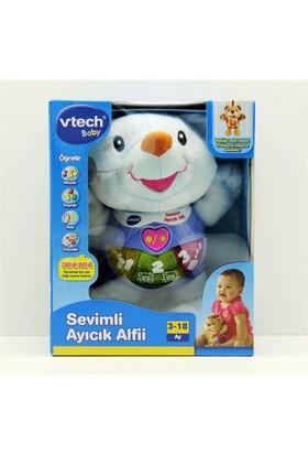Vtech Baby Sevimli Ayıcık Alfii - Mavi