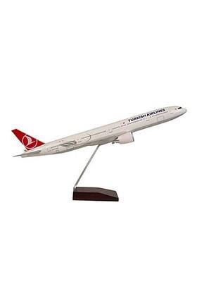 Thy Boing 777 1:160 Metal Standlı Model Uçak