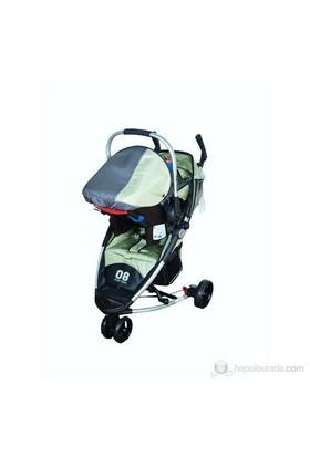 Maxima Sport Seyahat Sistem Bebek Arabası / Yeşil