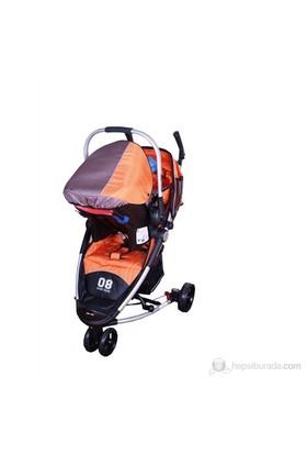 Maxima Sport Seyahat Sistem Bebek Arabası / Turuncu