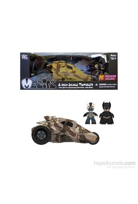 Batman Dkr Mez-İtz Batman Bane Tumbler Vehicle Set