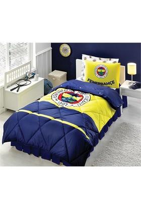 Taç Lisanslı Uyku Seti - Fenerbahçe Klasik Logo