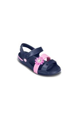 Crocs Keeley Petal Charm Çocuk Sandalet 14852-4L7