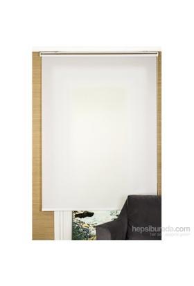 Comforsun Ultra Ekonomik Stor Perde Beyaz 80x200 cm