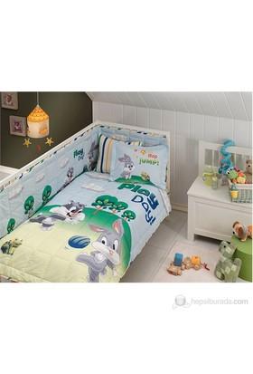 Taç Ranforce Lisanslı Uyku Setı Looney Tunes Sylvester And Bu