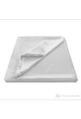 Marvella Güneşlik Beyaz (250 Cm Pencere İçin)